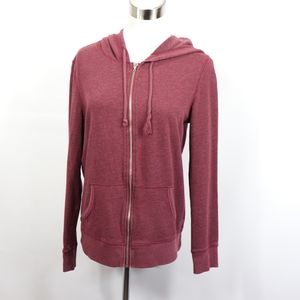 Victorias Secret Womens Small Hooded Sweatshirt